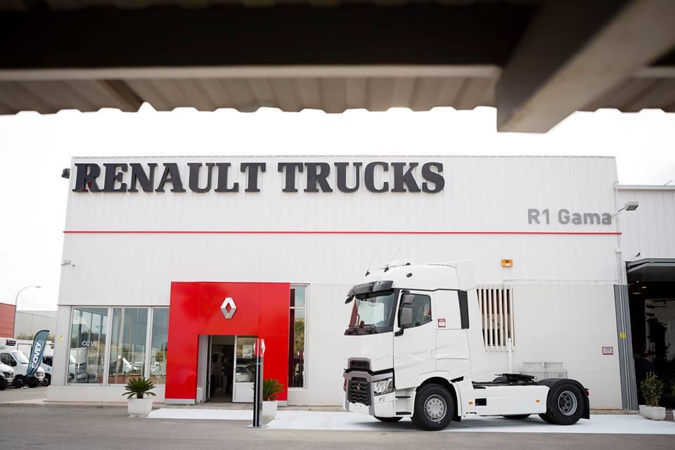Renault Trucks  R1 Gama Alicante